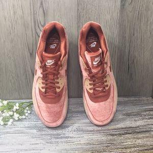 🦋 NIKE WMNS AIR MAX 90 LX dusty peach/dusty peach